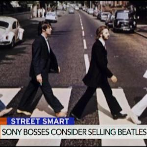 Beatles for Sale? Sony Planned Sale of Music Publisher