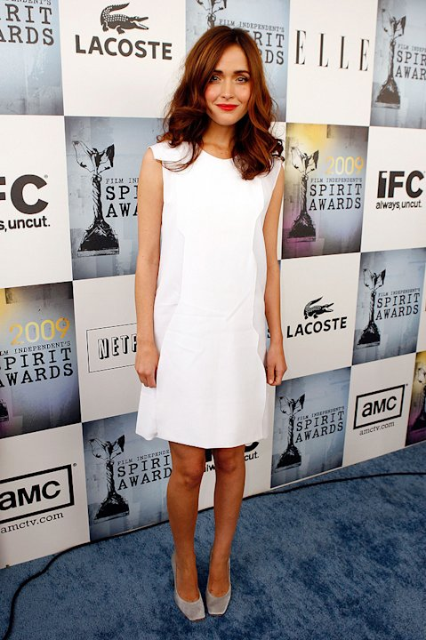Film Independent's 2009 Independent Spirit Awards Rose Byrne