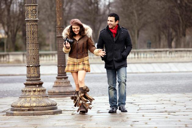 'Ishkq in Paris' was challenging: Preity Zinta