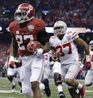 Alabama RB Derrick Henry (AP Photo/Brynn Anderson)