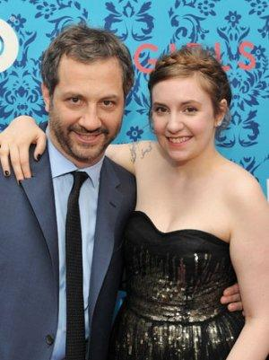 Lena Dunham and Judd Apatow's 'Girls Wins BAFTA TV Nod