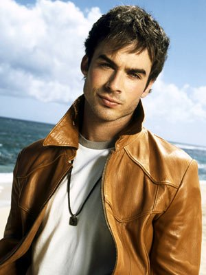 Ian Somerhalder ABC's Lost