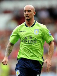 Stephen Ireland, pictured, is enjoying life under Paul Lambert