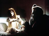 "Linda Blair, ""THE EXORCIST""  ""I showed this movie to my 12-year-old and it kept him up for six months. There's something about psychological-scary, the idea of believing, as opposed to the murderer outside the door. Scaring people with the ideas of devils and the supernatural, now that's just mind-scary.""   <a href=""http://movies.yahoo.com/blogs/the-reel-breakdown/drive-star-albert-brooks-does-bad-bad-thing-192541301.html"">Read more about Albert Brooks >></a>"