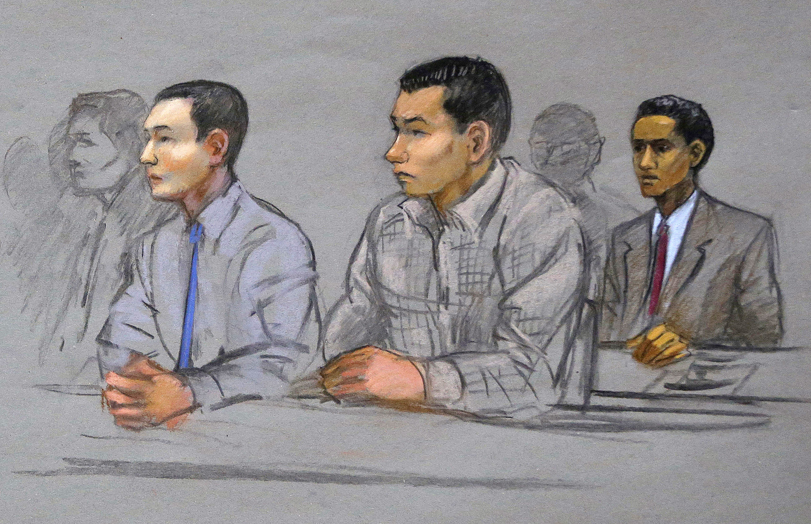 Boston Marathon bomber's college pal gets 6 years in prison