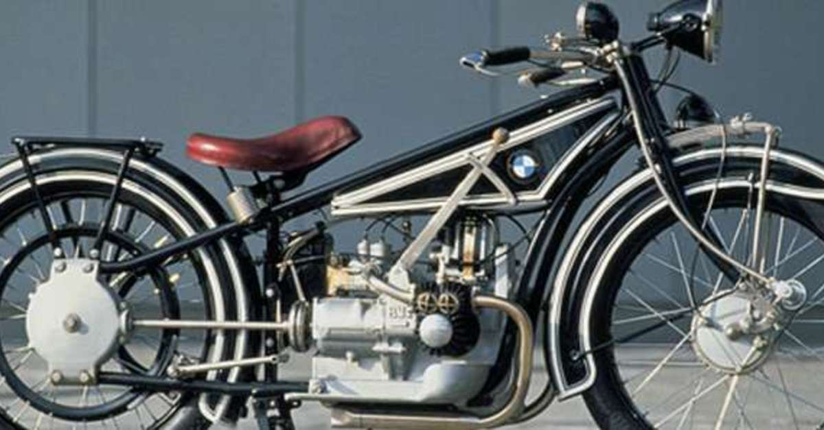 The 13 Coolest Vintage Motorcycles in History