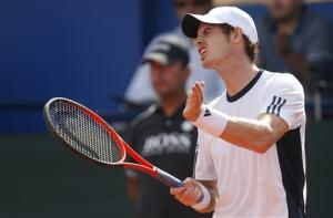 Murray out of season-ending ATP Finals