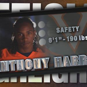 2014 Official Highlights | Virginia S Anthony Harris