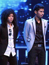 Makin Sengit, Finalis Indonesian Idol 2012 Makin Siap Mental