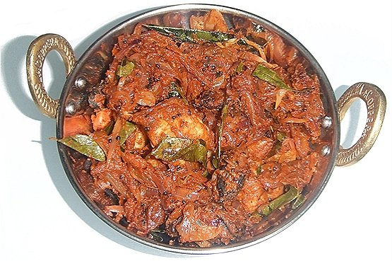 Kerala Prawn Fry