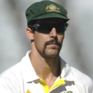 Injured Mitchell Johnson out of World T20