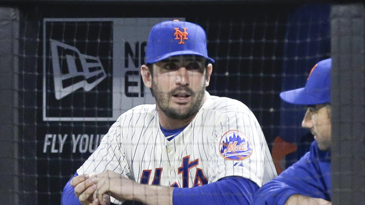 Mets ace Matt Harvey off Twitter after photo flap