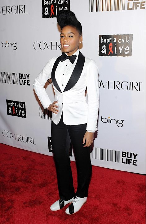Janelle Monae Keep Child Alive