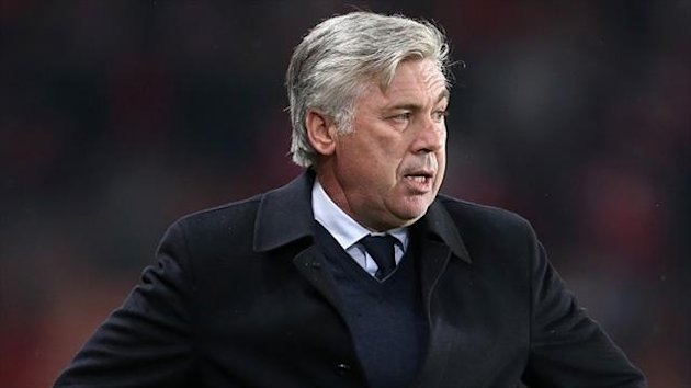 Carlo Ancelotti led PSG to their first Ligue 1 title in 19 years
