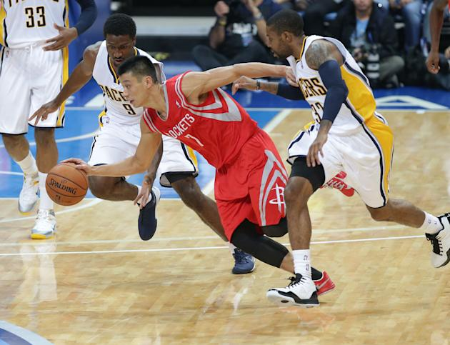 Jeremy Lin brings Rockets to ancestral homeland