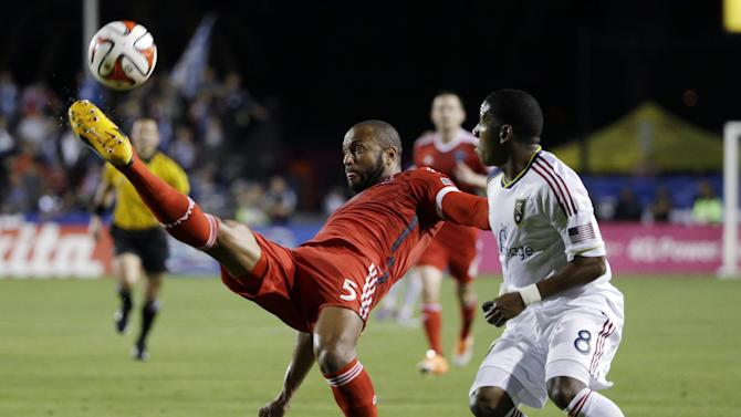 Bernardez ties it for Quakes in 3-3 draw with RSL