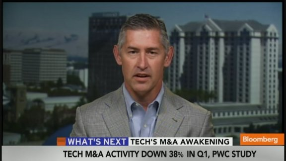Will Tech See Better M&A in Second Half?