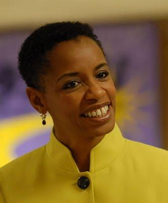 U.S. Congresswoman Donna Edwards (D-MD)