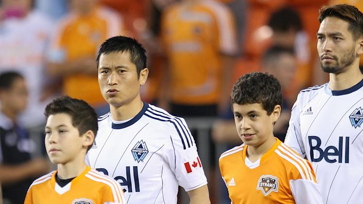 MLS: Vancouver Whitecaps at Houston Dynamo