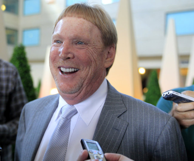 Mark Davis Raiders Owner