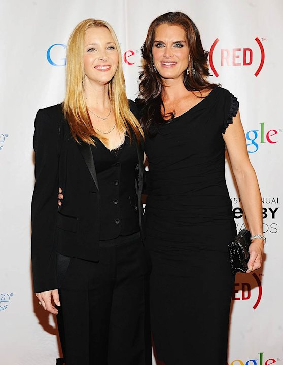 Kudrow Shields Webby Awards
