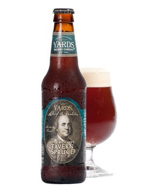 Yards Brewing Company: Poor Richard's Tavern Spruce