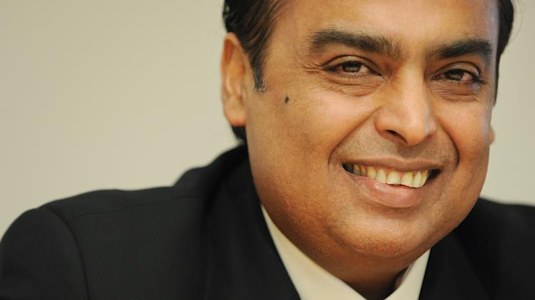 Revealed: The salary of Mukesh Dhirubhai Ambani