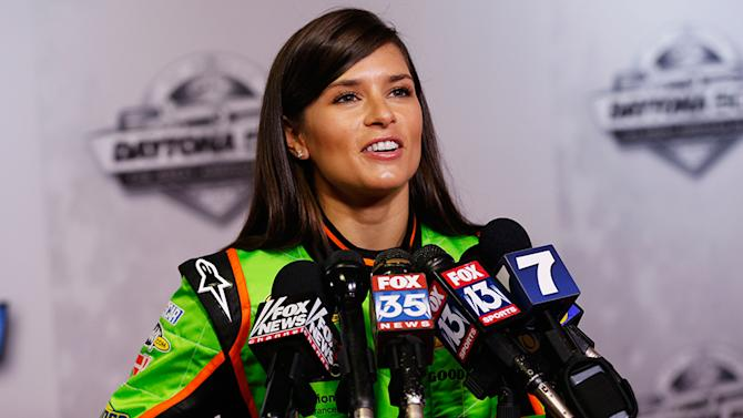 Danica adds Daytona Nationwide race to docket