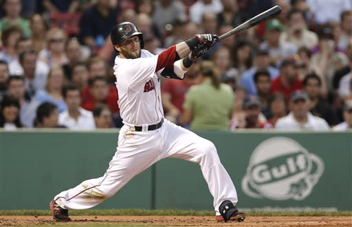 Pedroia has 4 RBIs, Red Sox beat Rockies 11-4