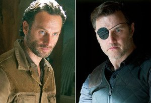 Andrew Lincoln, David Morrissey …