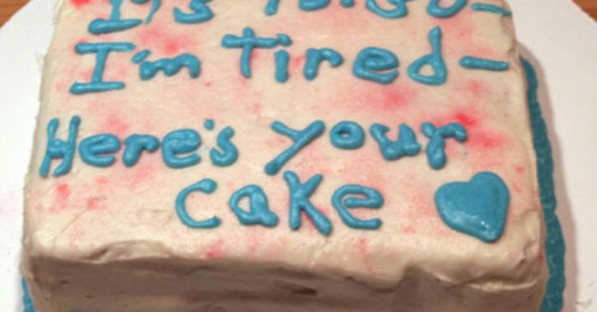 27 Hilarious Cake Fails