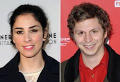 Sarah Silverman, Michael Cera | Photo Credits: Allen Berezovsky/WireImage; C Flanigan/FilmMagic