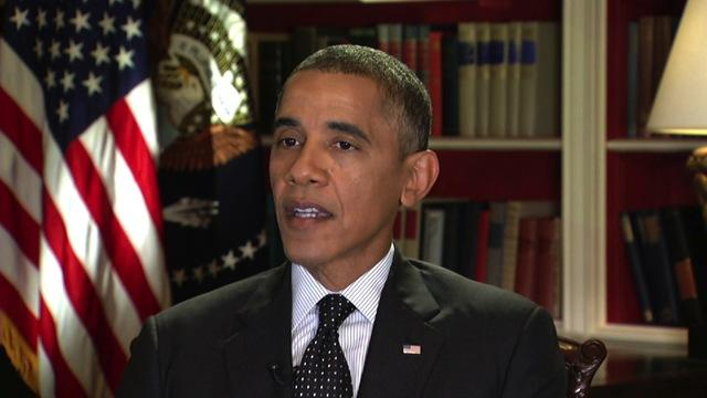 Obama blasts Republicans for using shutdown as leverage