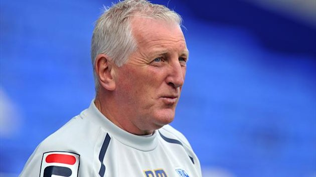 Boss Ronnie Moore felt his Tranmere side had 'gifted' the equaliser to Portsmouth