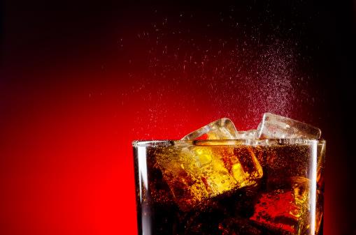 Las bebidas con gas pueden producir hipo / Foto: Thinkstock