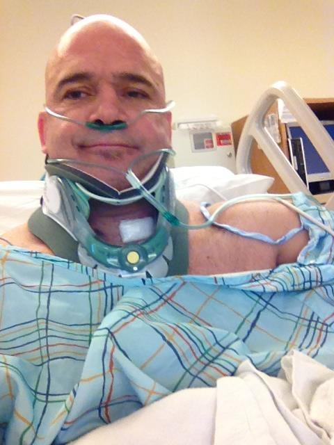 Bas Rutten Undergoes Neck Surgery
