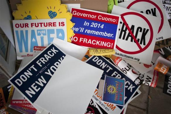 The fracking controversy