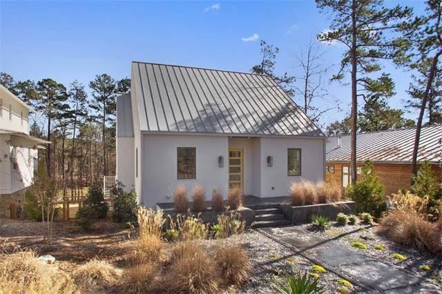 In Serenbe, This Modern Country Cottage asks $600K