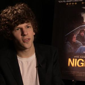 Jesse Eisenberg's Trip to the Farm