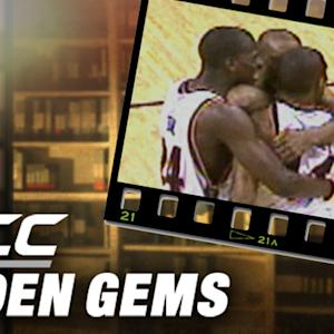 Sean Singletary Circus Shot Sinks Duke in Overtime | ACC Hidden Gems