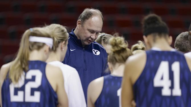 BYU in women's Final 4 would mean schedule change