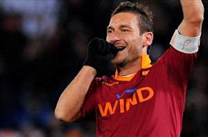 Totti: I could play until I am 50