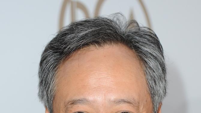 IMAGE DISTRIBUTED FOR THE PRODUCERS GUILD - Director Ang Lee arrives at the 24th Annual Producers Guild (PGA) Awards at the Beverly Hilton Hotel on Saturday Jan. 26, 2013, in Beverly Hills, Calif. (Photo by Jordan Strauss/Invision for The Producers Guild/AP Images)