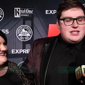 'The Voice' Winner Jordan Smith Spills on Quick Engagement and Debut Album - 'We're Almost Finished!'