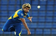 Sri Lanka's Lasith Malinga delivers the ball during the second one-day international against New Zealand on November 4, 2012. Sri Lanka are banking on the return of slinging paceman Malinga to give them a fresh start in the one-day series against Australia, starting in Melbourne on Friday