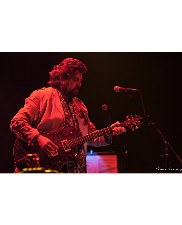 Alan Parsons regresa a la Argentina para presentarse en septiembre en el estadio Luna Park