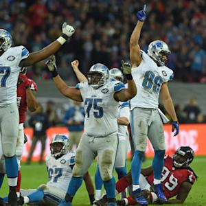 Week 8: Detroit Lions vs. Atlanta Falcons highlights