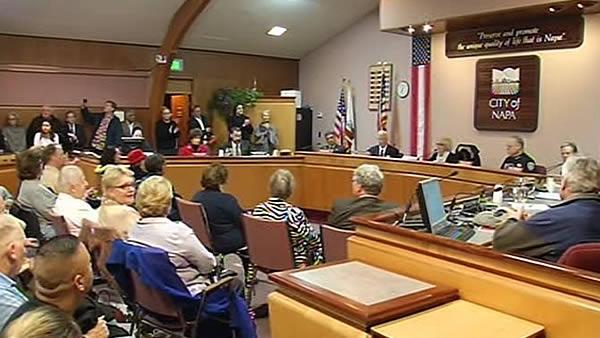 Gun violence forum in Napa becomes tense