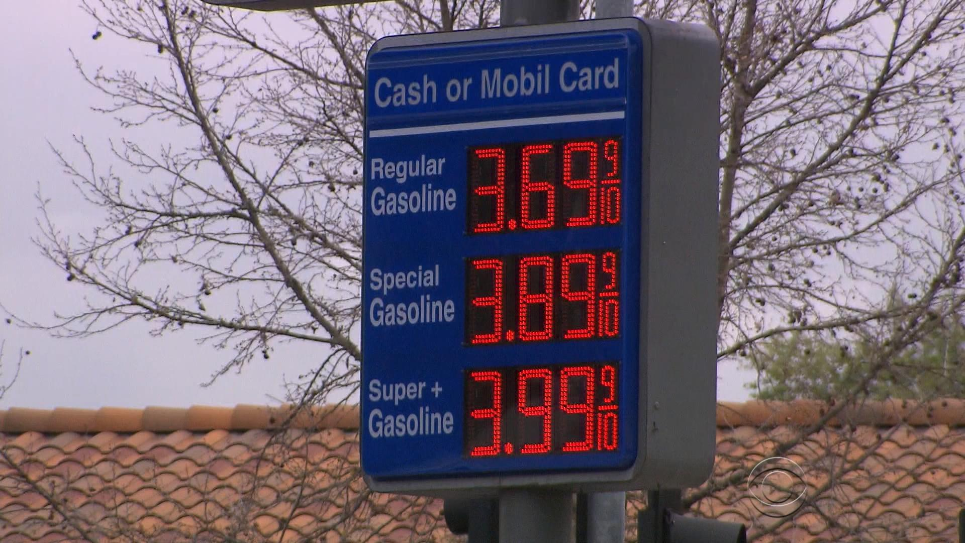 Why are gas prices going up again?