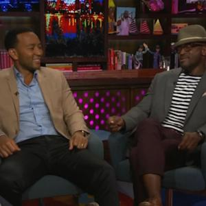 John Legend and Taye Diggs's Epic Sing-Off